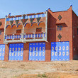 Arabihouse in atlas mountains, morocco — Foto de stock #14139928