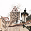 Stock Photo: Picture of Prague Castle (a.k.a. Prazsky Hrad)