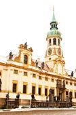 Loreta kloster i prag, tjeckien — Stockfoto