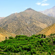 Stock Photo: Atlas mountains