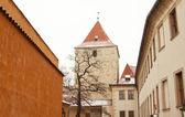 View of Prague Castle located in Prague, Czech Republic — Stock Photo