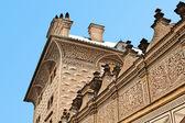 Schwarzenberg Palace in Hradcany, Prague, Czech Republic — Stock Photo