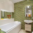 Modern interior. Bathroom — Stock Photo #41997779