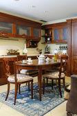 Interior of kitchen — Стоковое фото