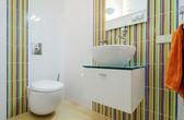 Modern interior. Bathroom — Стоковое фото