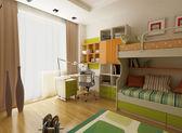 Design de interiores moderno — Fotografia Stock