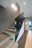 Modern interior. Staircase — Stock Photo