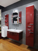 Modern interior. Bathroom — Photo