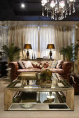 Interior of a luxury living-room — Stok fotoğraf