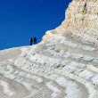 Scala dei Turchi - Stock Photo
