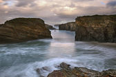 Playa de las Catedrales — Stock Photo