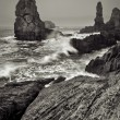The rocky coasts of northern Spain — Stock Photo #23283902