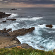 The rocky coasts of northern Spain — Stock Photo #23284618