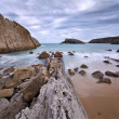 The rocky coasts of northern Spain — Stock Photo #23284646