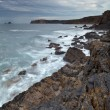 The rocky coasts of northern Spain — Stock Photo