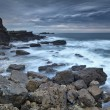 Stock Photo: The rocky coasts of northern Spain
