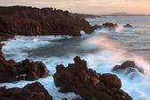 Пляжи Лансароте — Стоковое фото