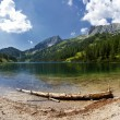 Mountain lake - Austria - Stock Photo