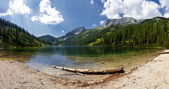 Mountain lake - Austria — Stock Photo