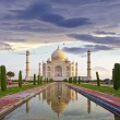 Stock Photo: Taj Mahal - India