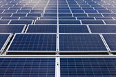 Photovoltaic Cells - Solar Panels — Stock Photo