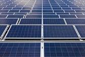 Photovoltaic Cells - Solar Panels — Stock Photo