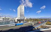 City highway of Vienna — Stock Photo