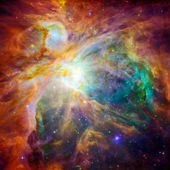 Chaos at the Heart of Orion — Stock Photo