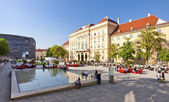 The Museumsquartier of Vienna, Austria. — Stock Photo