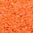 Red lentil pulse — Stock Photo