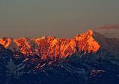 Sunset, sunrise — Stock Photo