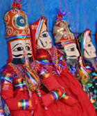Indian Puppets — Stock Photo