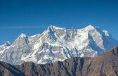 Mountain Chaukhambha in Himalaya — 图库照片
