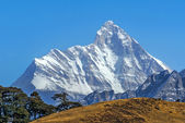 "Mountain ""Nanda Devi"" — Foto Stock"