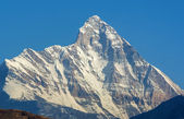 "Mountain ""Nanda Devi"" — Stock Photo"