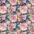 Seamless pattern with peony flowers. — Stock Photo #38406045