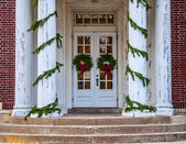 Festive Doors — Stock Photo