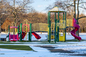 Colorful Playground — Стоковое фото