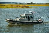 Harbor Patrol — Stock Photo
