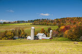 Upstate NY Farm — Stock Photo