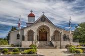 Mattituck Church — Stock Photo
