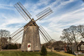 Holiday Windmill — Stock Photo