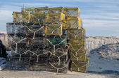 Lobster Traps 7976 — Stock Photo