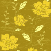 Seamless pattern wallpaper — Wektor stockowy