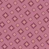 шаблон геометрические мозаики розовато-лиловый — Cтоковый вектор