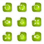 Modern set of design elements 1 — Stock Vector #16415967