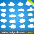 Stock Vector: Vector Design Elements