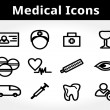 Medical Icons — Vecteur #19276539