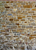 Wall from a stone — Stock Photo
