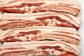 čerstvé slanina. — Stock fotografie